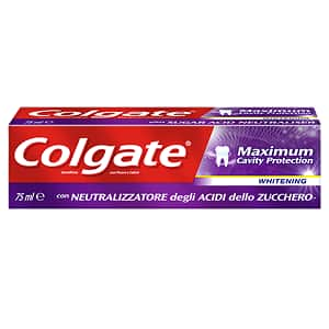Colgate<sup>®</sup> Maximum Protection Caries Whitening