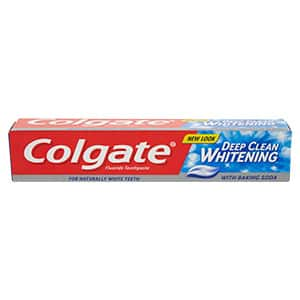 Colgate<sup>®</sup> Deep Clean Whitening
