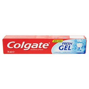 Colgate<sup>®</sup> Fresh Gel