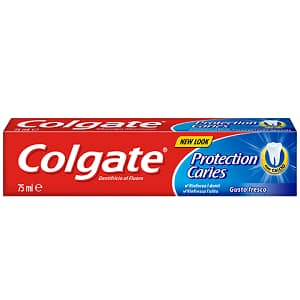 Colgate<sup>®</sup> Protection Caries
