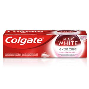 Colgate<sup>®</sup> Max White Extra Care Sensitive