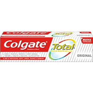 Dentifricio Colgate Total Original