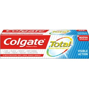 Dentifricio Colgate Total Visible Action